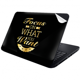 Focus - Laptop Generic Skin