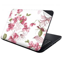 Delicate Petals - Laptop Generic Skin