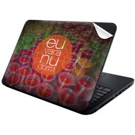 Vara nu dorm - Laptop Generic Skin