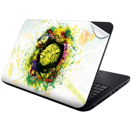 Gold Lion - Laptop Generic Skin
