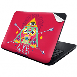 We Got Our Eye on You - Laptop Generic Skin