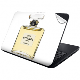 Chanel No. 5 Perfume - Laptop Generic Skin