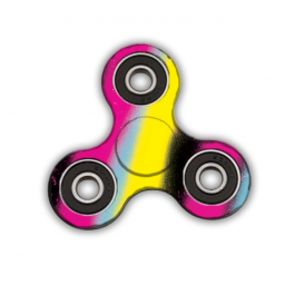 Fidget Spinner - Graffiti Paint