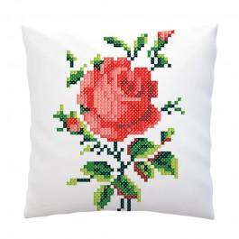 Perna decorativa - Red Rose