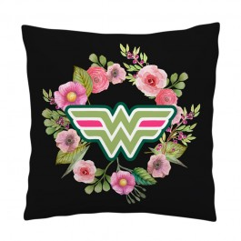 Perna decorativa - Floral Wonder Woman
