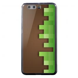 Minecraft - Huawei P10 Plus Carcasa Transparenta Silicon