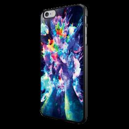 Explosive Thoughts - iPhone 6/6S Carcasa Neagra TPU