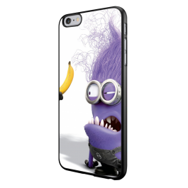Banana Minion - iPhone 6/6S Carcasa Neagra TPU