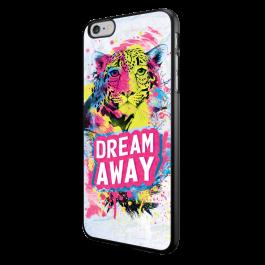 Dream Away - iPhone 6/6S Carcasa Neagra TPU