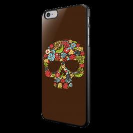 Cranium of the Earth - iPhone 6/6S Carcasa Neagra TPU