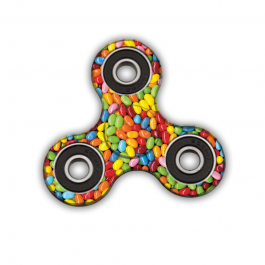 Fidget Spinner - Jellybeans