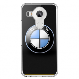 The BMW - LG Nexus 5X Carcasa Transparenta Silicon