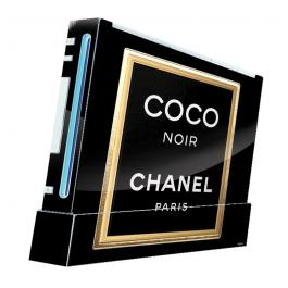 Coco Noir Perfume - Nintendo Wii Consola Skin