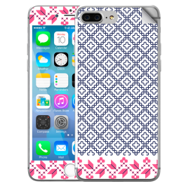 Quatrefoil - iPhone 7 Plus / iPhone 8 Plus Skin