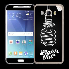 Lights Out - Samsung Galaxy J5 Skin
