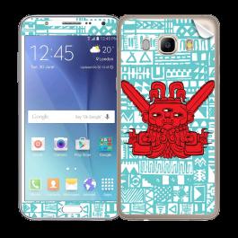 Red God - Samsung Galaxy J5 Skin
