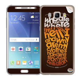 Beer State of Mind - Samsung Galaxy J5 Skin