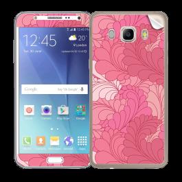 Rosy Feathers - Samsung Galaxy J5 Skin