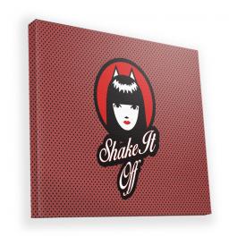 Shake it Off - Canvas Art 45x45