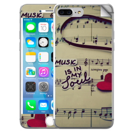 Soul Music - iPhone 7 Plus / iPhone 8 Plus Skin