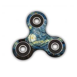 Fidget Spinner - Van Gogh - Starry Night