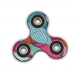 Fidget Spinner - Under the Sea
