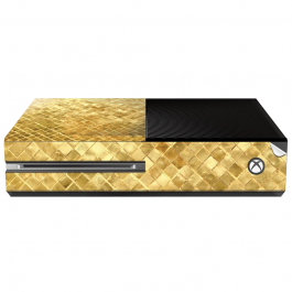Squares - Xbox One Consola Skin