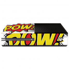 Pow - Xbox One Consola Skin