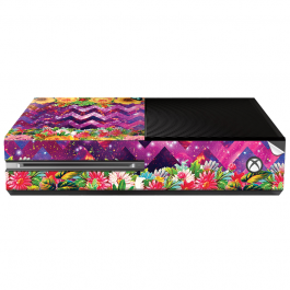 Universal Flowers - Xbox One Consola Skin