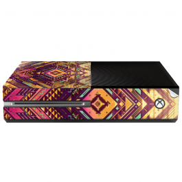 Abstract Diamond - Xbox One Consola Skin