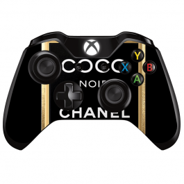 Coco Noir Perfume - Xbox One Controller Skin