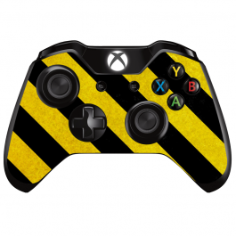 Caution - Xbox One Controller Skin