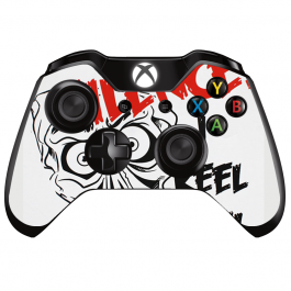 Silence I Keel You - Xbox One Controller Skin