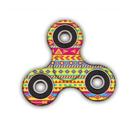 Fidget Spinner - Yellow Frenzy