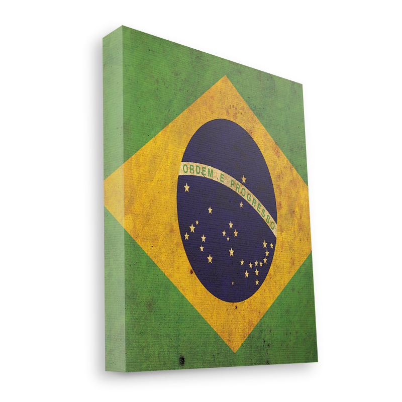 Brazilia - Canvas Art 35x30