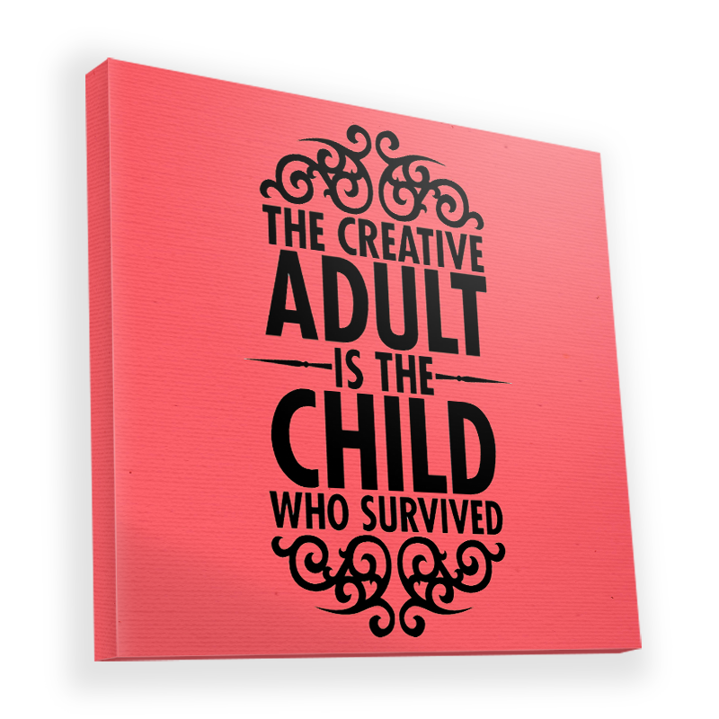 Creative Child - Canvas Art 90x90