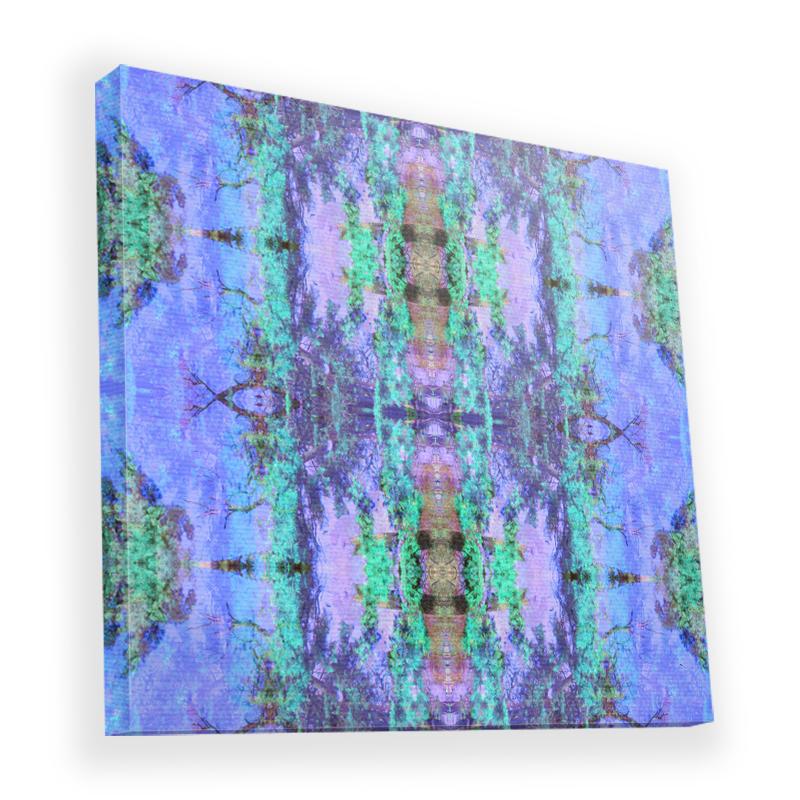 Symmetry - Canvas Art 45x45