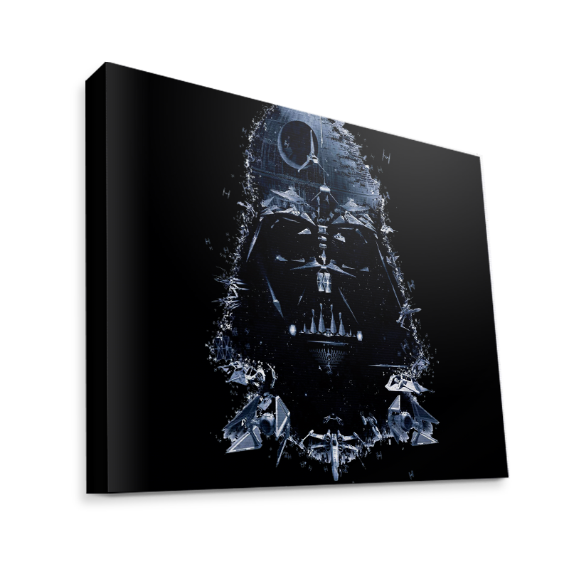 Darth Vader - Canvas Art 75x60