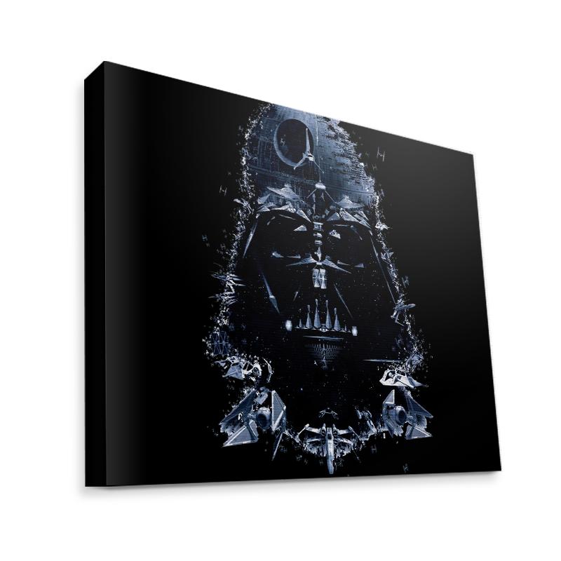 Darth Vader - Canvas Art 35x30
