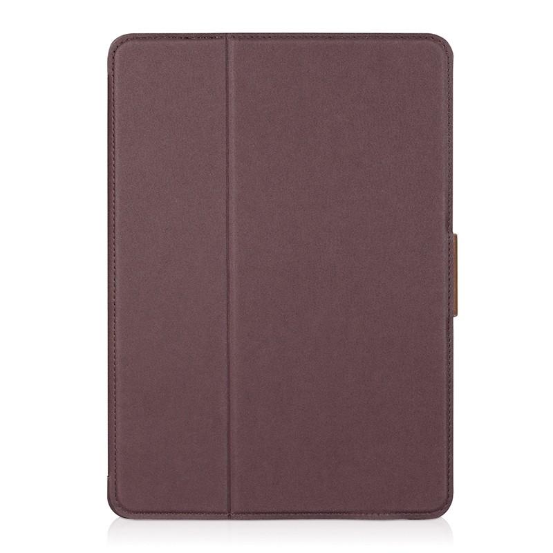 Husa iPad Air Macally Bookstand Violet