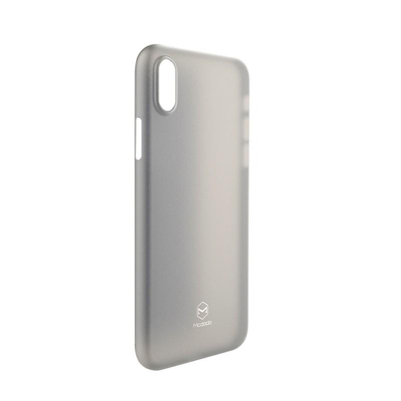 Mcdodo Air Clear - iPhone X Carcasa Ultra Slim (0.3mm)
