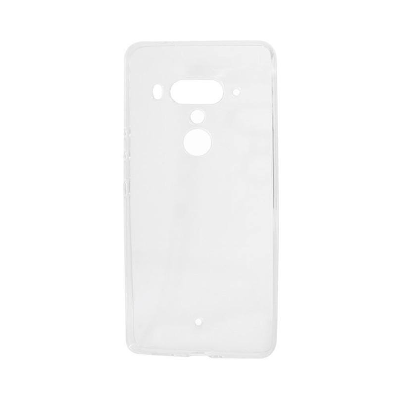Lemontti - HTC U12 Carcasa Transparenta Silicon