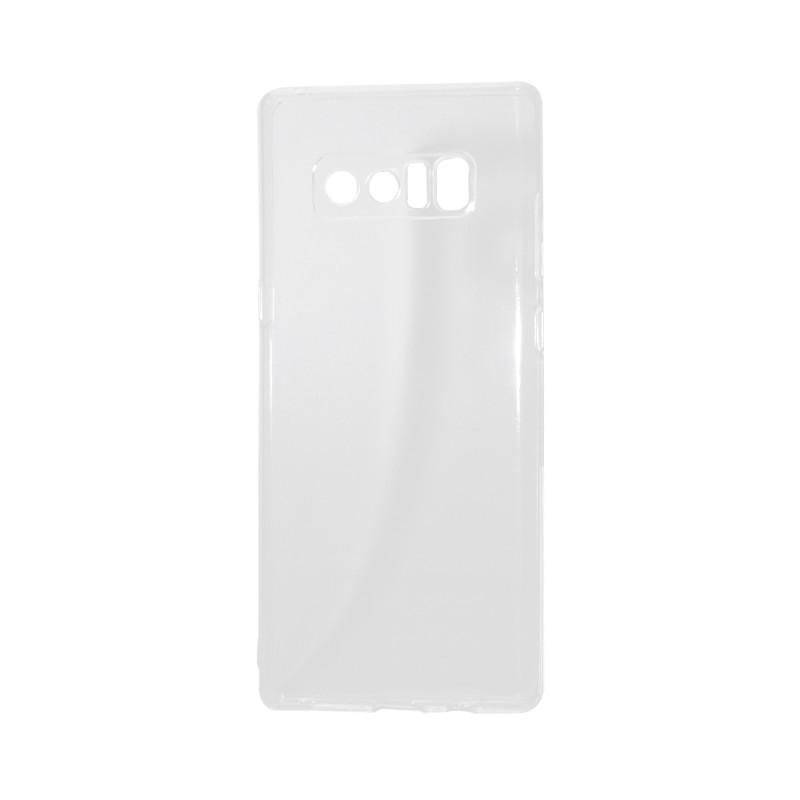 Lemontti - Samsung Galaxy Note 8 Carcasa Transparenta Silicon