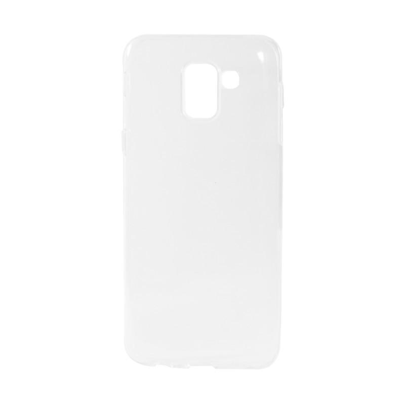 Lemontti - Samsung Galaxy J6 (2018) Carcasa Transparenta Silicon