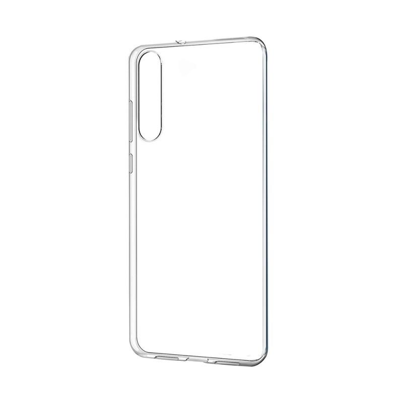 Just Must Pure II Clear - Huawei P20 Pro Carcasa TPU (spate transparent, margini flexibile)