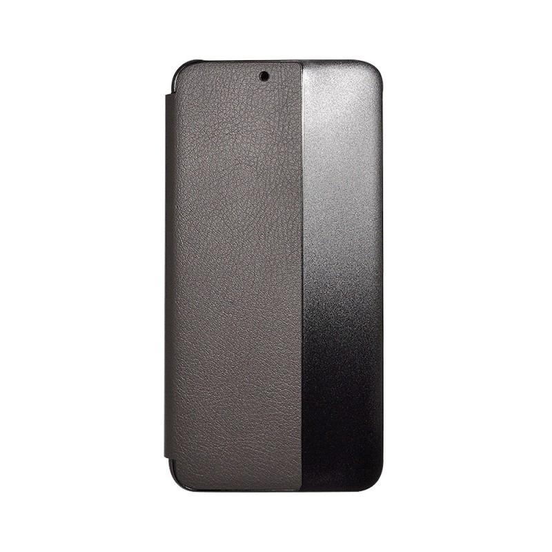 Just Must Smart Window Gray - Huawei P20 Husa Book Gri