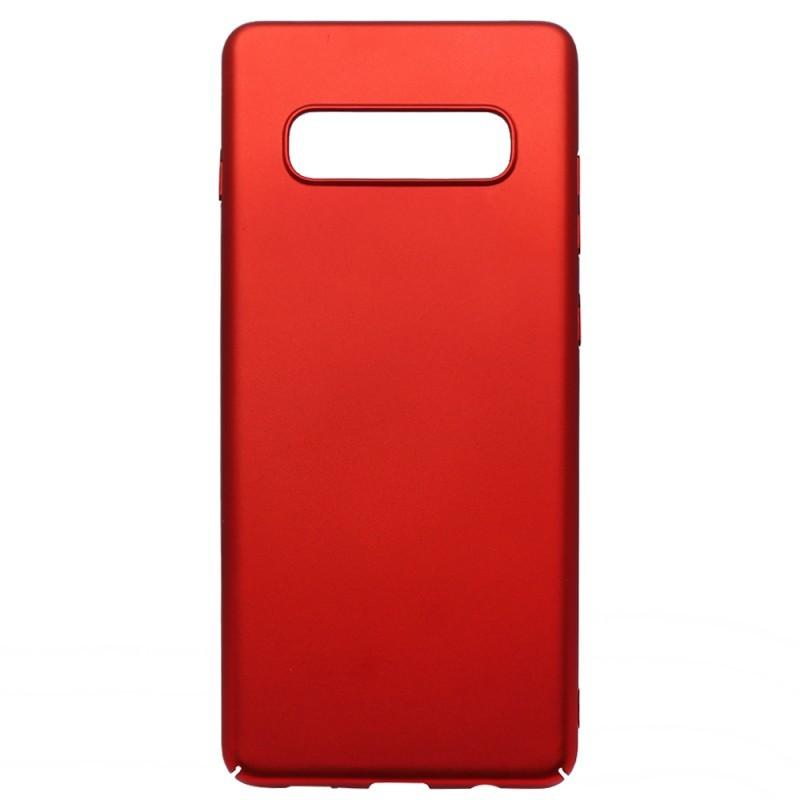 Just Must Uvo Red - Samsung Galaxy S10 Plus Carcasa Plastic