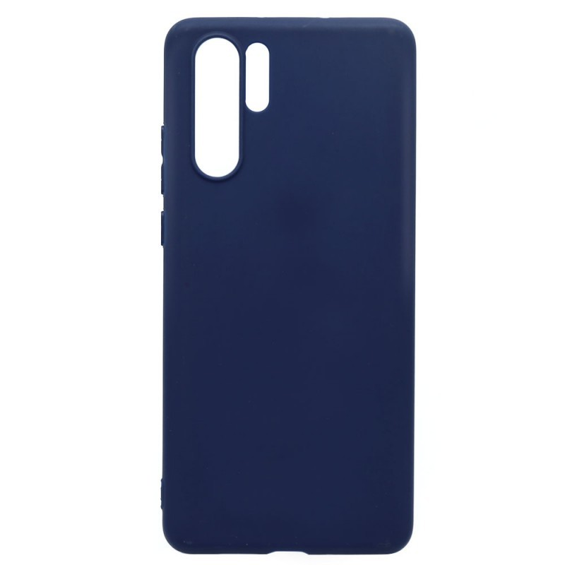 Just Must Candy Navy - Huawei P30 Pro Carcasa Silicon