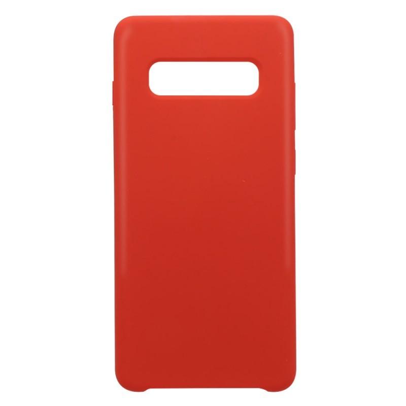 Devia Nature Series II Red - Samsung Galaxy S10 Plus Carcasa Silicon