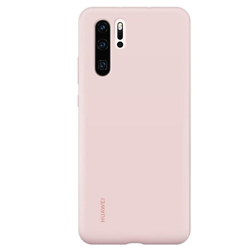 Huawei Case - Huawei P30 Pro Carcasa Silicon Roz